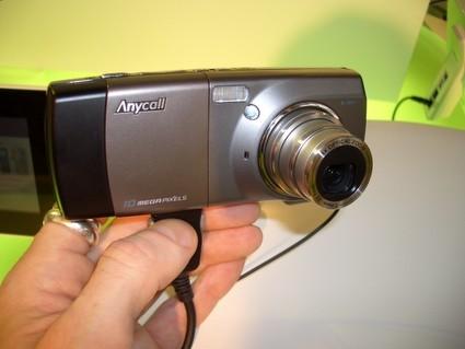 Samsung SCH-B600 10 Megapixel phone