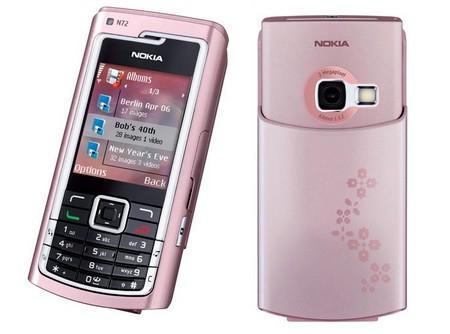 Nokia N73 software