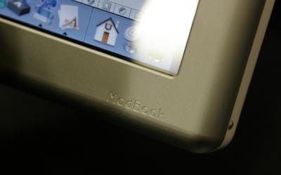 ModBook Macbook Tablet Live Photos