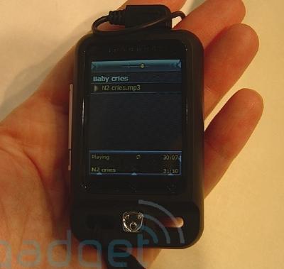 Neonode N2 Hands-On
