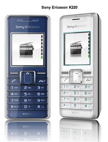 Sony Ericsson K220