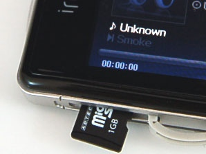 iRiver X20 MP3 Player