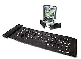 CyberGuys Smart Fabric Keyboard
