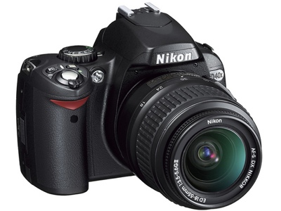 Nikon D40x DSLR