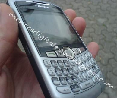 RIM Blackberry 8300 Daytona with WiFi