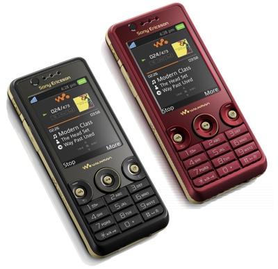 Sony Ericsson W660 Walkman Phone 2