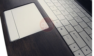 Asus EcoBook Bamboo laptop