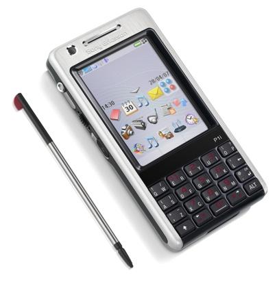 Мобильный телефон Sony Ericsson P1i