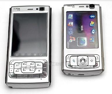 http://www.itechnews.net/wp-content/uploads/2007/06/E-PDA-V16-Nokia-N95-Clone-1.jpg