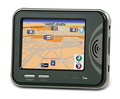 GlobalSat GV-366 GPS