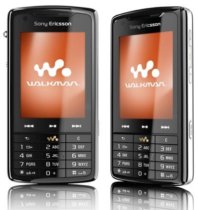 Sony Ericsson W960i Walkman Phone