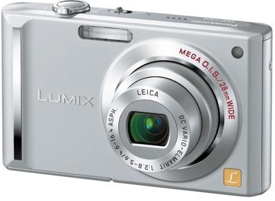 Panasonic Lumix DMC-FX55 Camera