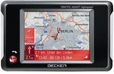 Harman/Becker Traffic Assist Highspeed 7934