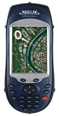 Magellan MobileMapper CX