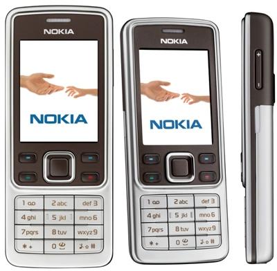 Nokia 6301 - Telephone Portable Nokia-6301-uma-phone