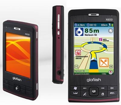 We have seen E-TEN's Glofiish X800 and X500,