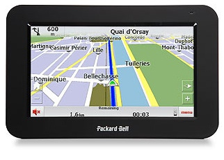 packard bell gps compasseo 700 series gps devices itech news net. Black Bedroom Furniture Sets. Home Design Ideas
