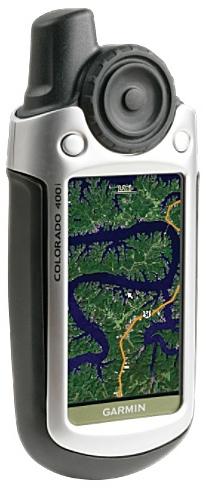 Garmin Colorado 400 BlueChart GPS Device
