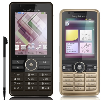 Sony Ericsson G700 G900 Smartphone