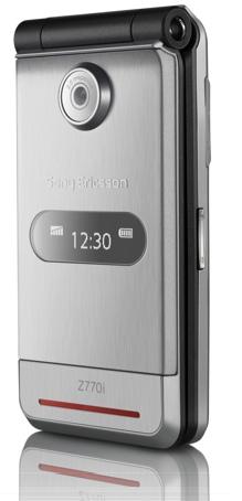Sony Ericsson Z770 Clamshell