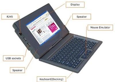 Elonex One 100 Pounds Laptop
