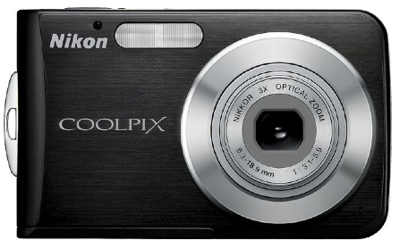Nikon CoolPix S210 Digital Camera