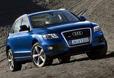 2009 Audi Q5 pics
