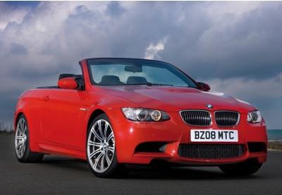 BMW M3 Convertible UK Version