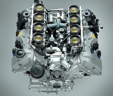 ¿Que es un motor V8? y Motor HEMI V8