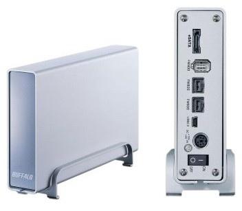 Buffalo DriveStation Combo4 External HDD