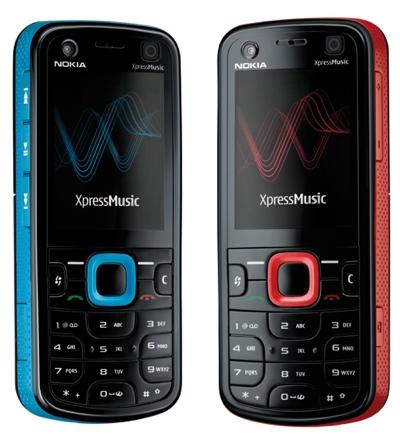 nokia 5320 xpressmusic phone