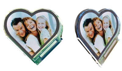 NEC Heart-Shaped TFT LCD Module