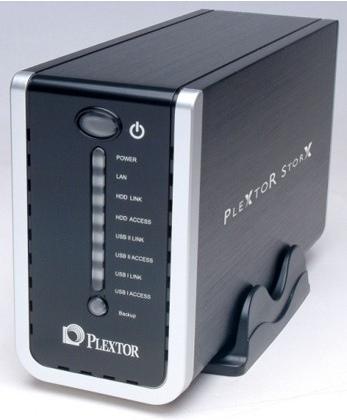 Plextor StorX PX-NAS500L and PX-NAS1000L NAS