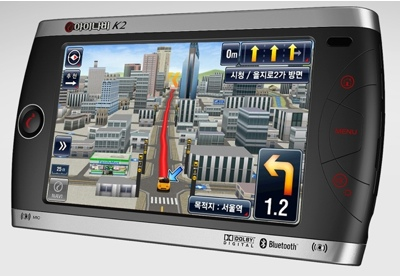 Thinkware iNAVI K2 GPS Device