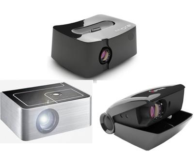 Honlai qingbar mp101 mini projectors for iphone ipod for Ipod projector