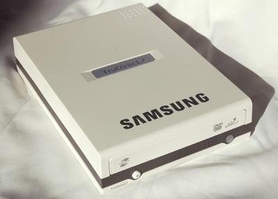 Samsung TruDirect SE-T084M External DVD Burner