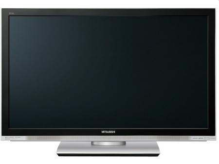 Mitsubishi MZW series LCD HDTVs