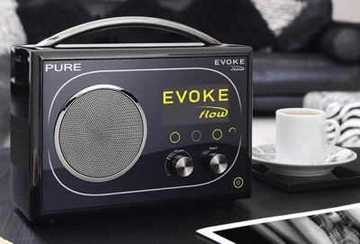 PURE EVOKE Flow Internet Radio