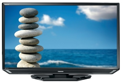 Toshiba Regza ZF LCD HDTVs