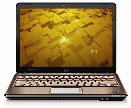 In addition to dv2, HP made its Pavilion dv3 entertainment notebook PC ...