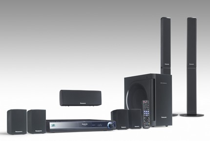 panasonic sc bt300 and sc bt200 blu ray home theater systems itech news net. Black Bedroom Furniture Sets. Home Design Ideas