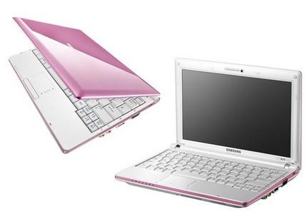 Pink Netbook