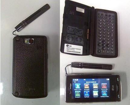 LG MOBILE PHONE: LG Versa VX9600