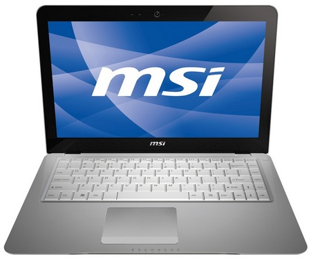 MSI X-Slim X320, X-Slim X340 ultra slim notebook