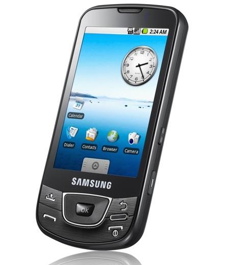 Samsung Galaxy I7500 Android Smartphone