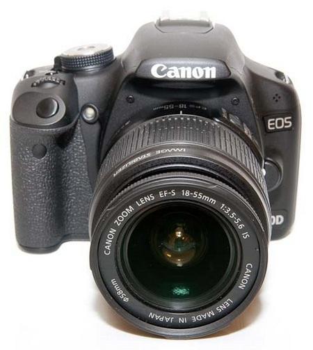 Canon EOS 500D DSLR