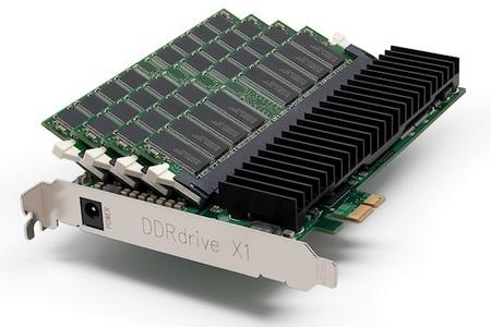 Ddrdrive X1 Ram Based Pci E Ssd Itech News Net