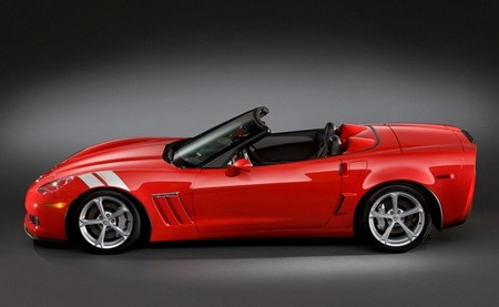 2010 Chevrolet Corvette Grand Sport. While General Motors (GM) is going