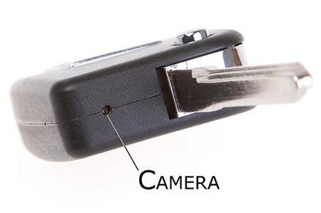 Spy Camera For Car
