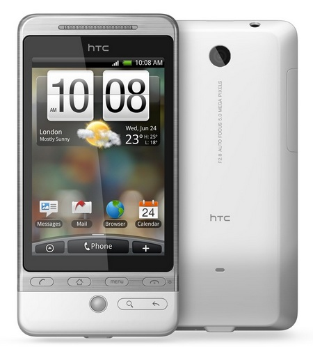 android smartphone on announced the Hero that is the companys third Android smartphone ...